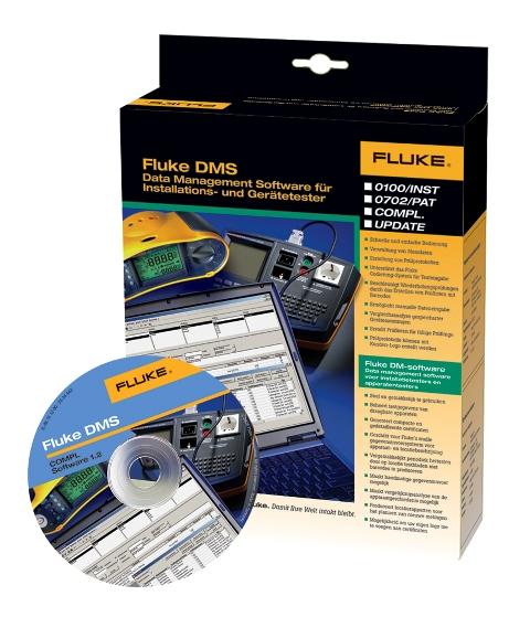 Fluke DMS Complete Installation Software